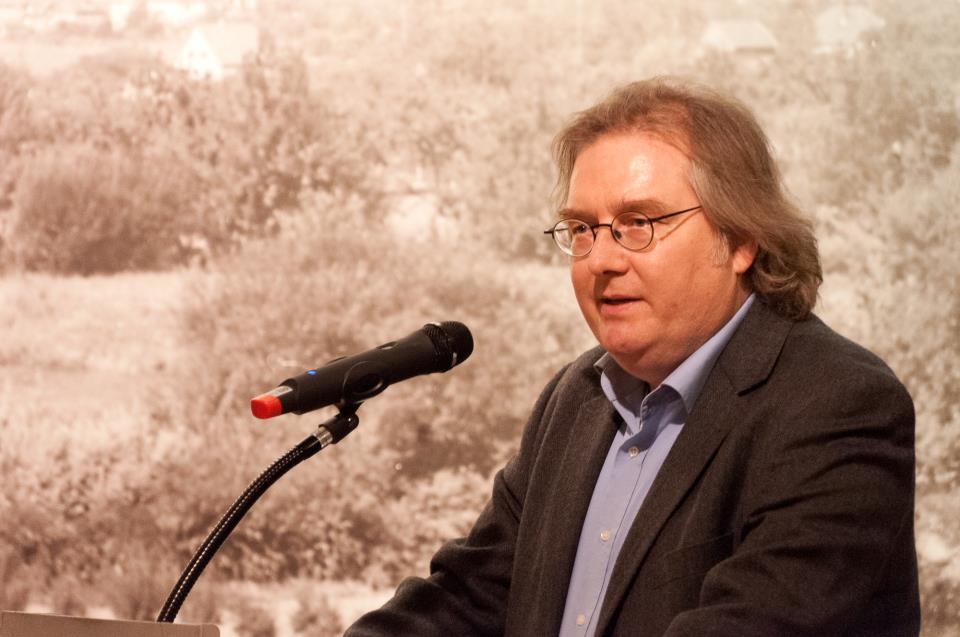 Fraktionsvorsitzender der Grünen Peter Pätzold